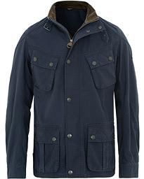 0b33fb351917 Barbour International Tees Ripstop Casual Jacket Navy