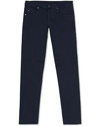Jay Solid Stretch 5-Pocket Pants Navy