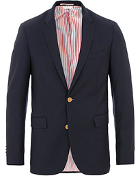 Brooks Brothers Club Blazer Navy