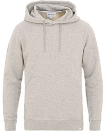 1e41b4ff Norse Projects Vagn Classic Hoodie Light Grey Melange