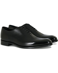 Loake 1880 Export Grade Parliament Whole-Cut Oxford Onyx Black