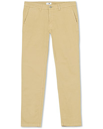 NN07 Marco Slim Fit Stretch Chinos Sand