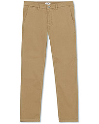 Marco Slim Fit Stretch Chinos Green Stone