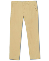 NN07 Theo Regular Fit Stretch Chinos Sand Khaki