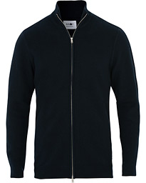 NN07 Patrick Full Zip Navy Blue