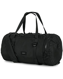 Sandqvist Hannes 100% Recycled Gymbag Black