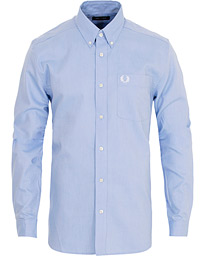 Fred Perry Classic Oxford Shirt Light Blue