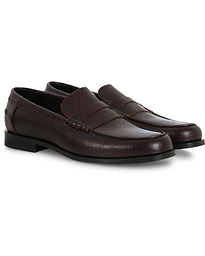 PS Paul Smith Teddy Loafer Burgundy Calf