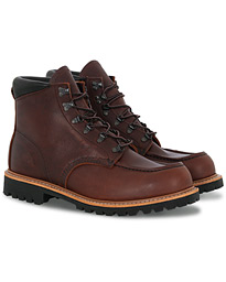 Red Wing Shoes Sawmill Boot Briar Oil Slick Leather