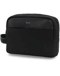 BOSS Meridian Washbag Black