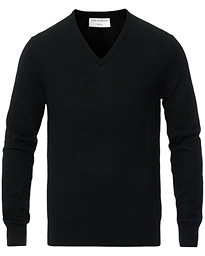 Tiger of Sweden Rael V-Neck Pullover Black