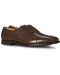 Crockett & Jones Connaught 2 City Sole Dark Brown Calf