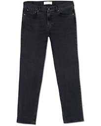 Jeanerica SM001 Slim Jeans Used Black