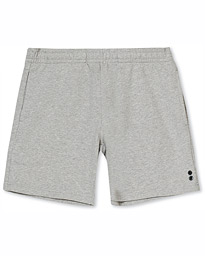 Ron Dorff Jogging Shorts Grey Melange