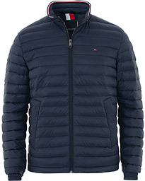 Tommy Hilfiger Packable Lightweight Down Jacket Sky Captain