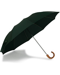 Telescopic Umbrella  Racing Green