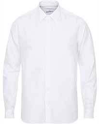 Norse Projects Hans Classic Poplin Shirt White