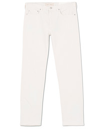 TM005 Tapered Jeans Natural White