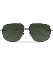 Tom Ford John 02 TF0746 Sunglasses Titanium