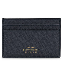 Panama Flat Card Holder Navy
