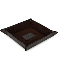 WOLF Blake Coin Tray Brown