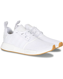 adidas Originals NMD_R1 Running Sneaker White
