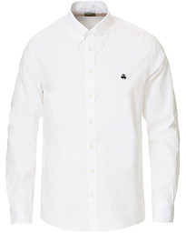 Milano Fit Non Iron Button Down Shirt White