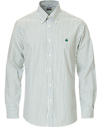 Brooks Brothers Regent Fit Non Iron Sport Button Down Shirt Green
