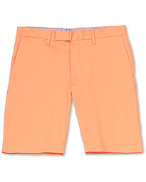 Polo Ralph Lauren Tailored Slim Fit Shorts Maltese Orange