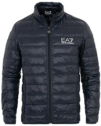 EA7 Train Core Light Down Jacket Navy