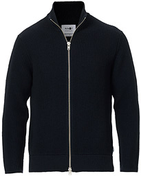 NN07 Pite Full Zip Navy
