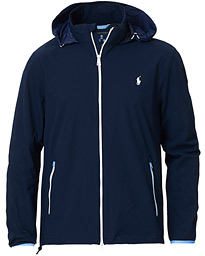 Polo Ralph Lauren Golf Hooded Jacket French Navy