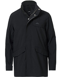 J.Lindeberg Alph 3-Layer Strech Coat Black