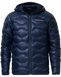 Peak Performance Helium Hood Jacket  Blue Shadow
