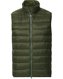 Barbour Lifestyle Bretby Lightweight Down Gilet Olive