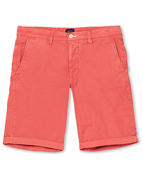 GANT Regular Sunbleached Shorts Mineral Red
