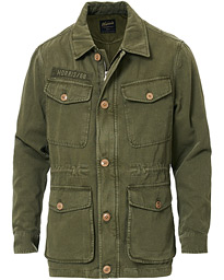 Mechanic's Jacket Cargo Green