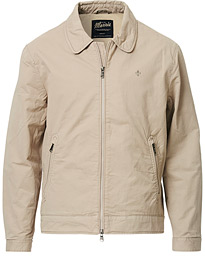 Morris Bora Cotton Jacket Khaki