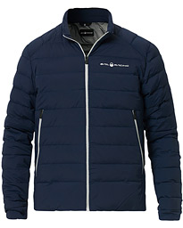 Spray Down Jacket Navy