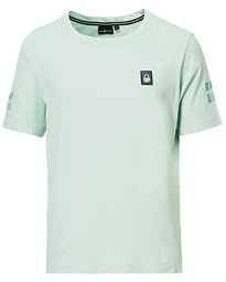 Sail Racing Salinity Crew Neck Tee Mist Green