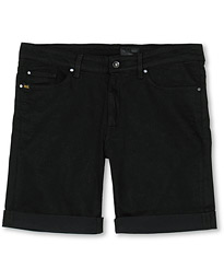 Tiger of Sweden Jeans Ash Stretch Forever Shorts Black