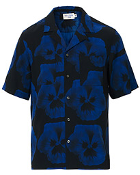 Tiger of Sweden Jeans Calumm Resort Short Sleeve Shirt Blue