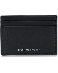 Tiger of Sweden Ballon Credit Card Holder Black