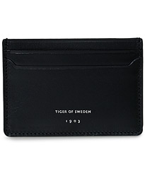 Tiger of Sweden Forsta Credit Card Holder Black