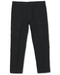 HUGO Fujo Stretch Ripstop Cargo Pants Black