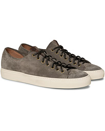 Suede Sneaker Taupe