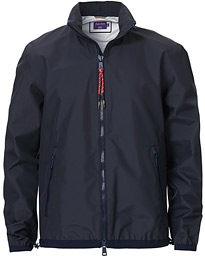 Ralph Lauren Purple Label Waterproof Nylon Jacket Chariman Navy