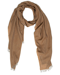 Begg & Co Fiji Cotton/Linen Scarf Elk