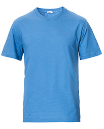 Filippa K Single Jersey Regular Tee Blue Heaven