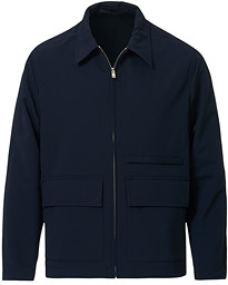 Norse Projects Skive Travel Jacket Dark Navy